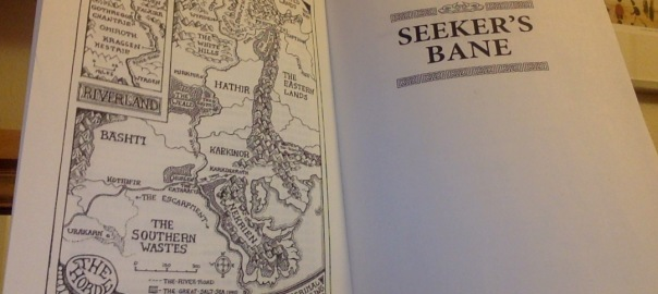 Seeker's Bane, P.C.Hodgell