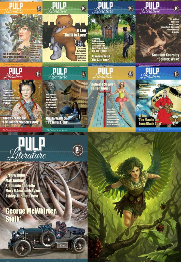 Pulp Literature
