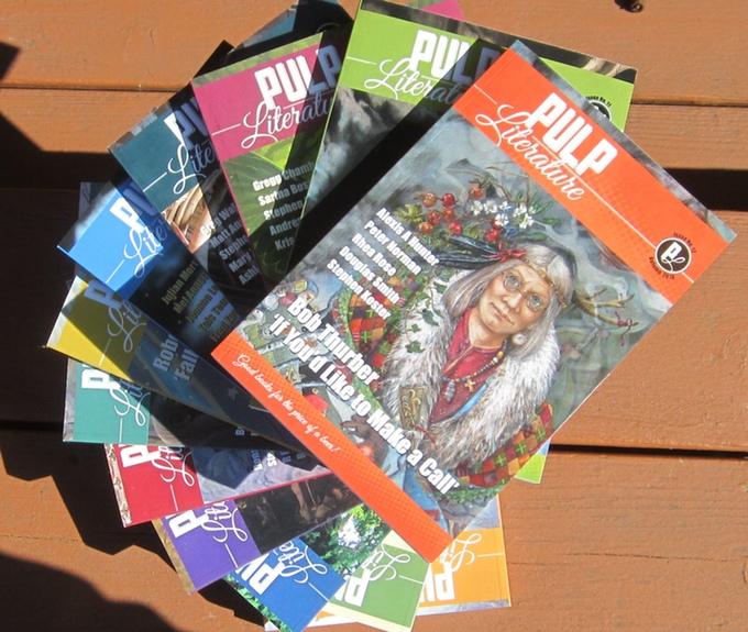 Pulp Literature Subscription