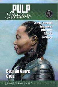 Pulp Literature Issue 15, Summer 2017
